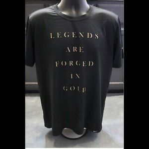 Nike Legends Are Forged in Gold Dr-Fit t-shirt XL